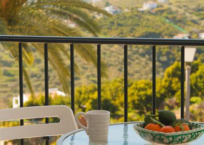 R21 -  Nyd udsigten fra den private terrasse.
