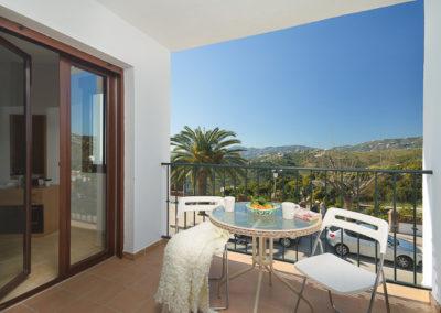 R21 - Dejlig terrasse med udsigt.
