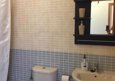 B03 - Badeværelse 2 med kar.