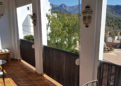 B10 - Skøn terrasse med udsigt.
