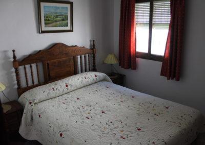 G11 - Soveværelse med dobbeltseng.