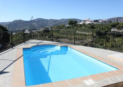 G22 - Lækker privat pool.