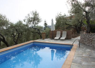 G09 - Dejlig privat pool.