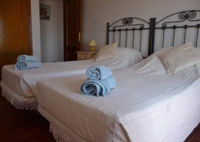 B02 - Twin bedroom