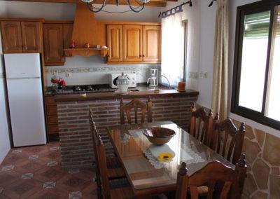 G11 - Køkken og spisestue.