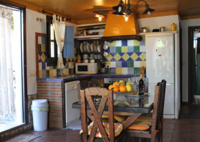 G10 - Køkken med spiseplads.