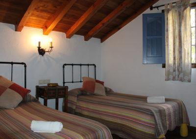G10 - soveværelse med enkeltsenge.
