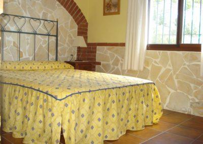 G08 - Soveværelse med dobbeltseng.