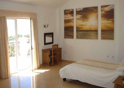 B05 - Soveværelse med dobbeltseng