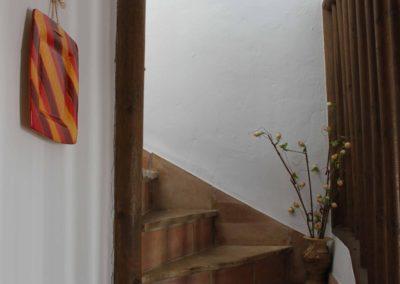 G03 - Trappen til øverste etage.