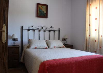 G47 - Soveværelse 3 med dobbeltseng.