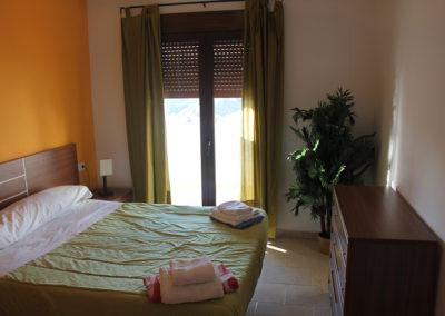 R22 - Soveværelse med dobbeltseng.