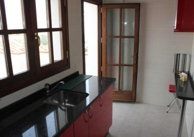 R23 - Køkken med adgang til stor terrasse