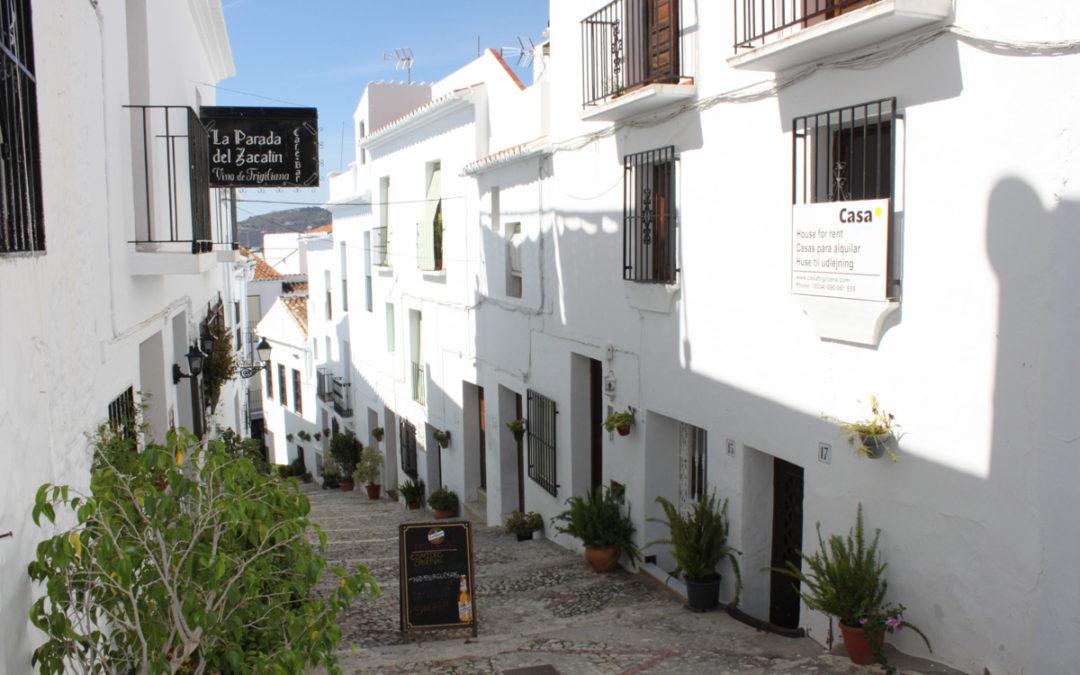 R20 – Calle Zacatin