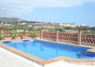 G27 - Lækker privat pool.