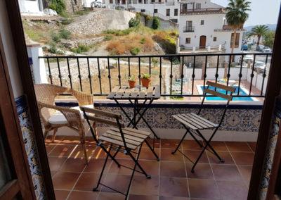 R35 - Skøn mindre terrasse.