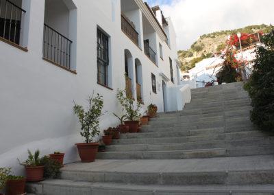 R22 - The street Callejon de Aqua.