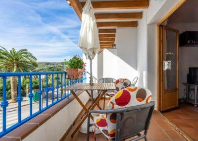 R41 - Hyggelig privat terrasse.