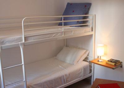 R14 - Soveværelse med køjesenge.
