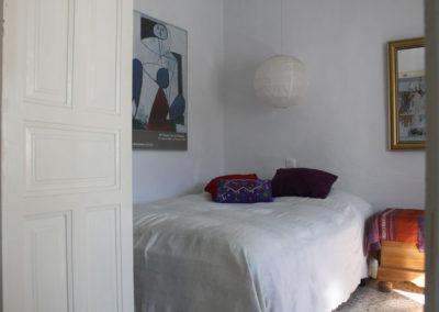 R31 - Soveværelse med dobbeltseng.