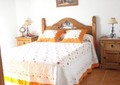 G27 - Soveværelse med dobbeltseng.