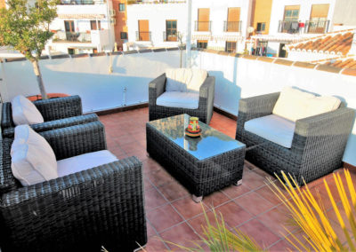 R24 - Chill-out terrasse.