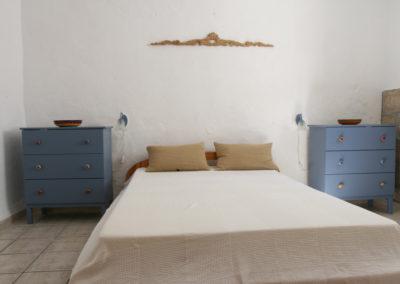 R11 - Soveværelse med dobbeltseng.