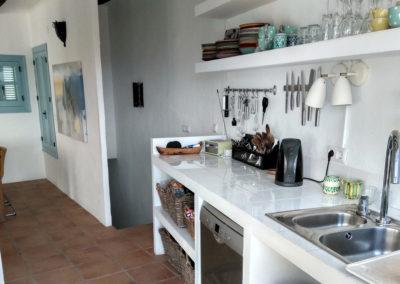 R17 -Velfungerende køkken.