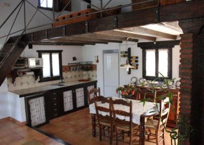 G31 -  Køkken og spisestue.