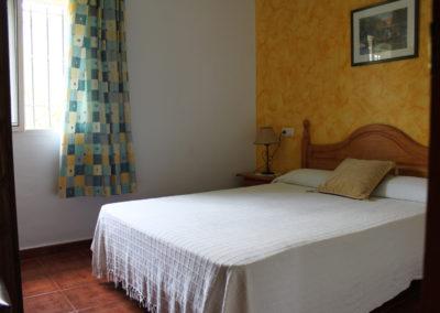 G17 - Soveværelse med dobbeltseng