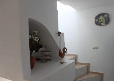 R19 - Trappe til tagetagen.