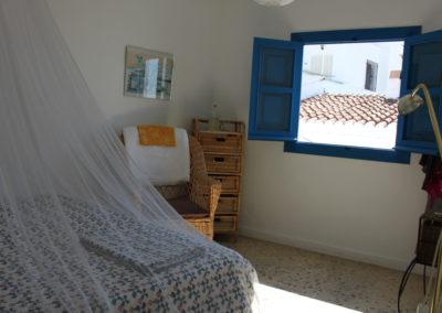 R32 - Soveværelse med dobbeltseng.