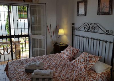 G26 - Soveværelse med dobbeltseng