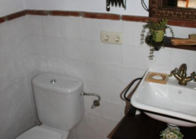 G31 - Badeværelse med brus.
