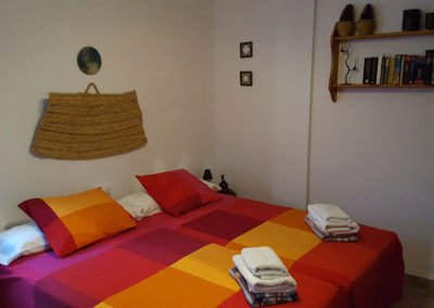 G26 - Soveværelse med dobbeltseng.