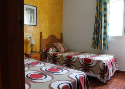 G17 - Soveværelse med to enkelsenge.
