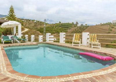 G16 - Dejlig privat pool.