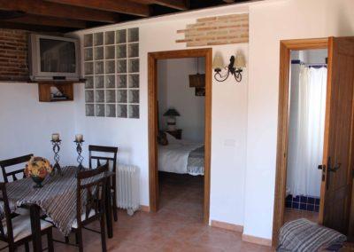 R30 -  Soveværelse og bad.
