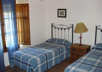 G21 - Soveværelse med 2 enkeltsenge