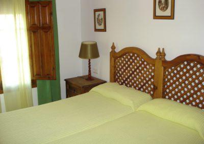 G21 - Soveværelse med dobbeltseng.