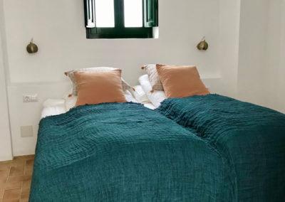 R38 - Soveværelse 3 med 2 enkeltsenge.