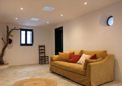 R38 - Hall og lounge.