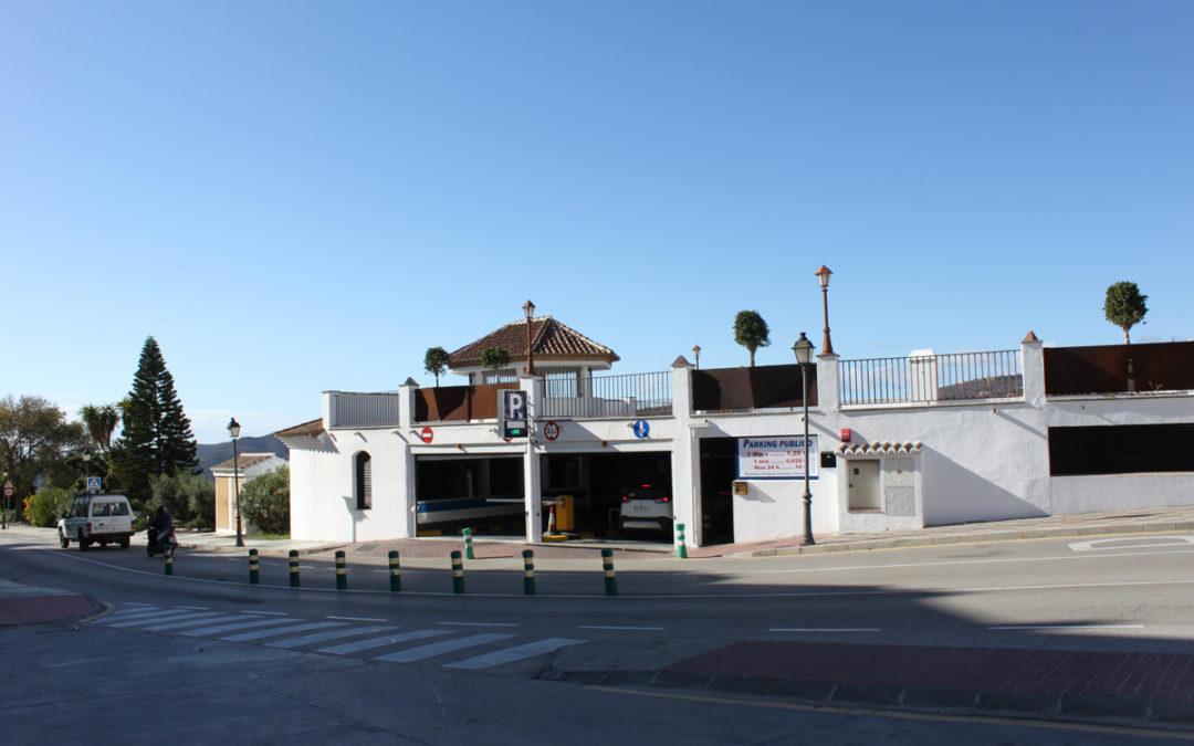 R351 – Parkering La Cañada