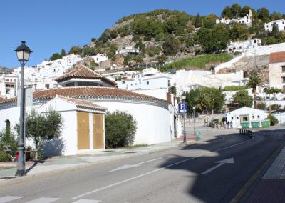 R351 - Parkering La Cañada