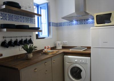 R42 - Charmerende køkken.
