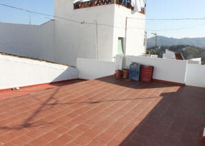 R343 - Stor terrasse.