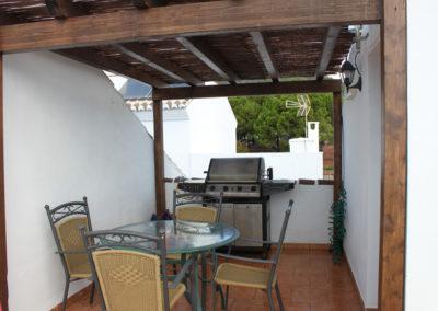 B341 - BBQ terrasse