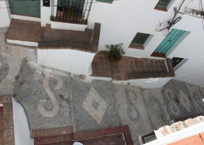R342 - The street Calle Chorrera.