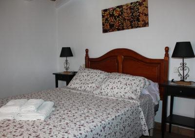 G34 - Soveværelse 3 med dobbeltseng.