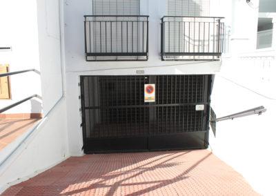 B321 - Privat garage